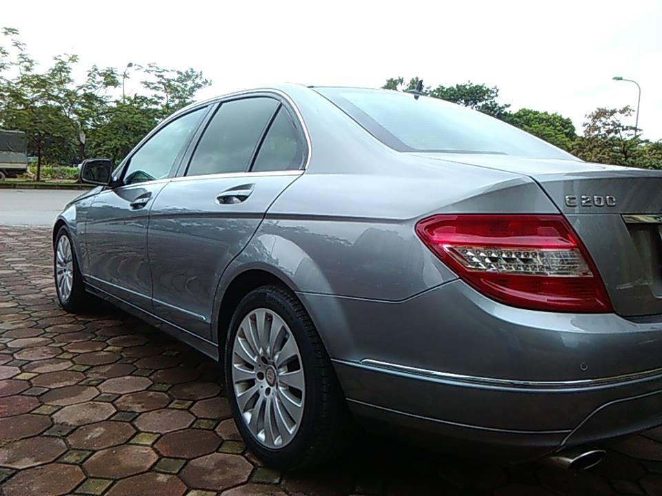 Cần bán Mercedes đời 2007, màu xám, số tự động