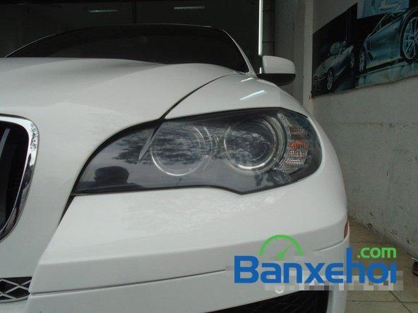 Xe BMW X6 đời 2008, màu trắng, xe nhập