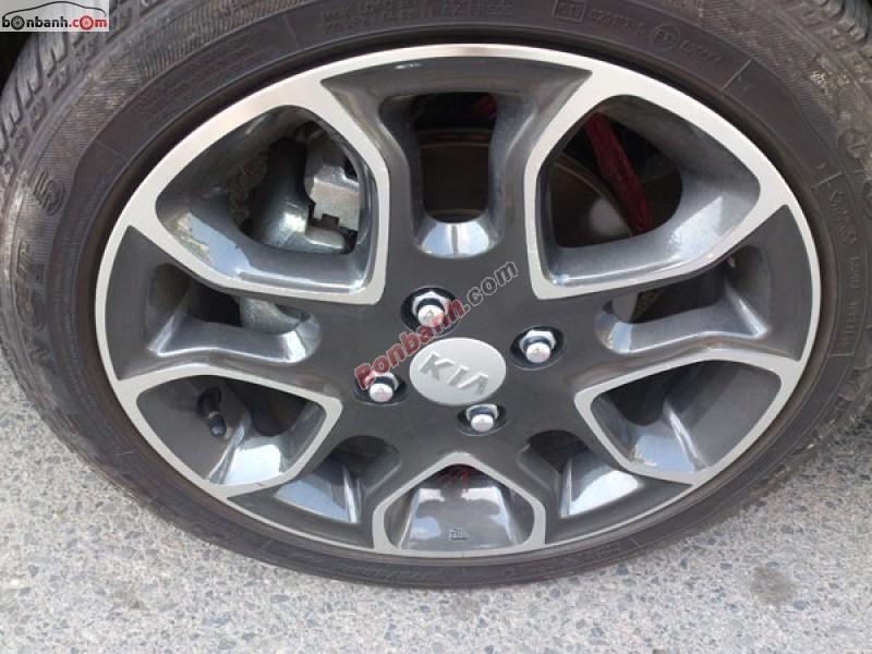 Seven Auto - Nam Chung bán ô tô Kia Picanto S đời 2014, màu đỏ