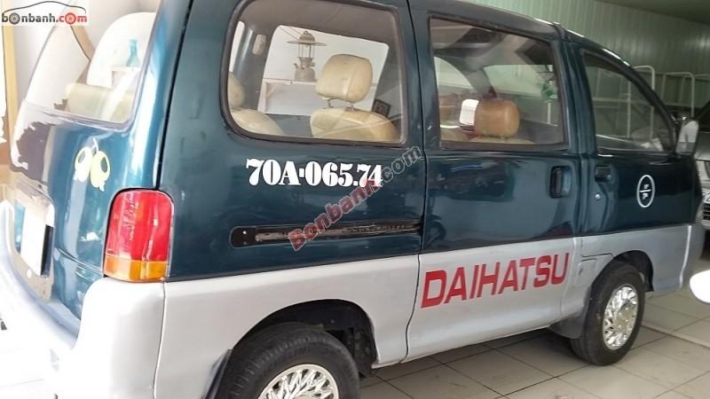 Chính chủ bán xe Daihatsu Citivan 2000