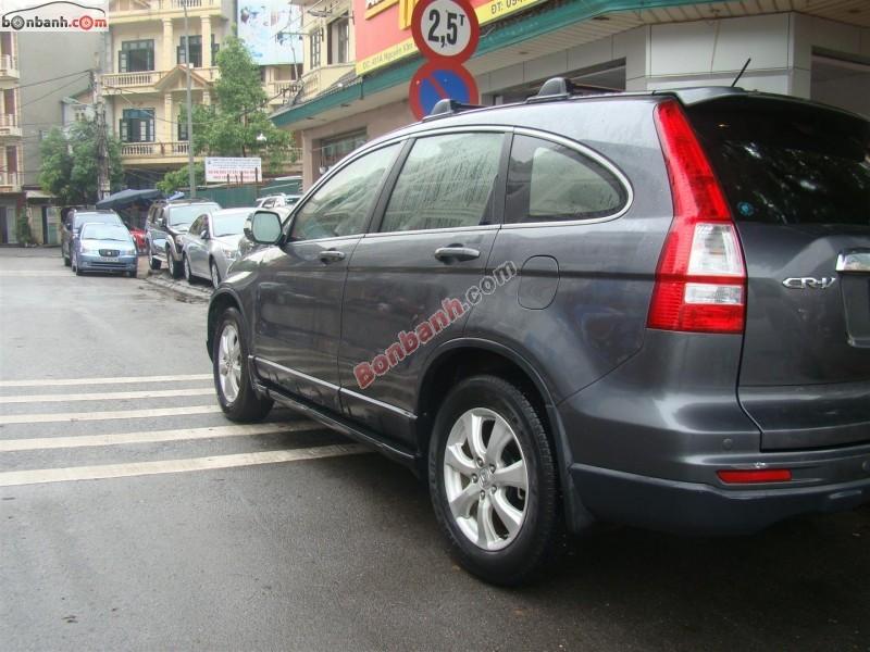 Bán Honda CR V 2.4 đời 2009, 770 triệu