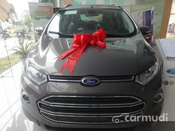 Western Ford bán Ford EcoSport đời 2014, xe đẹp giá 682tr