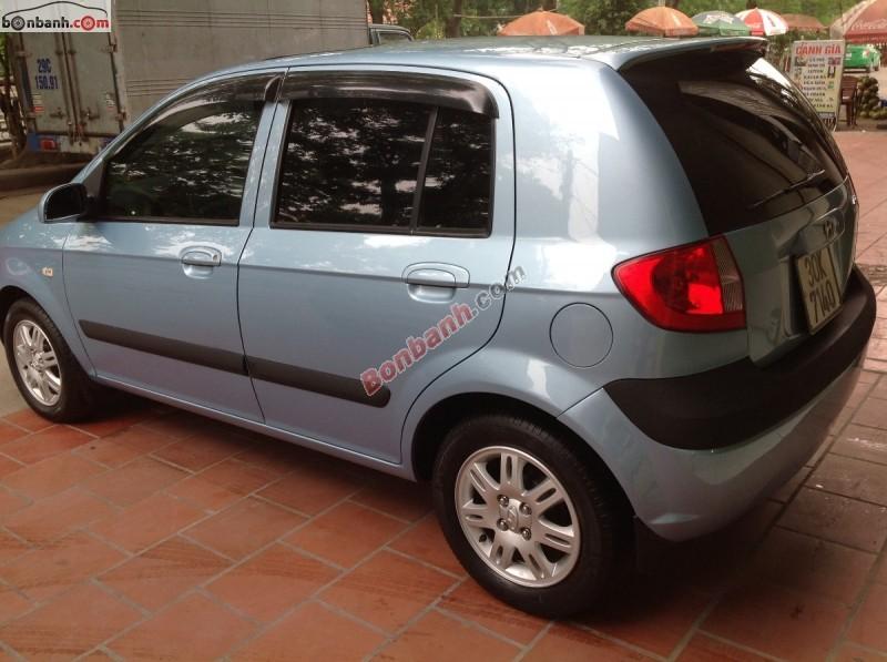 Cần bán xe Hyundai Click W đời 2008, nhập khẩu chính hãng, số tự động