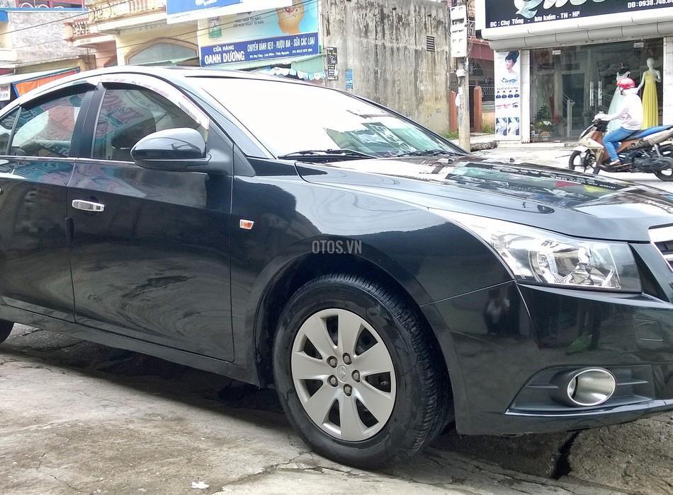 Cần bán gấp Daewoo Lacetti SE đời 2009, màu đen