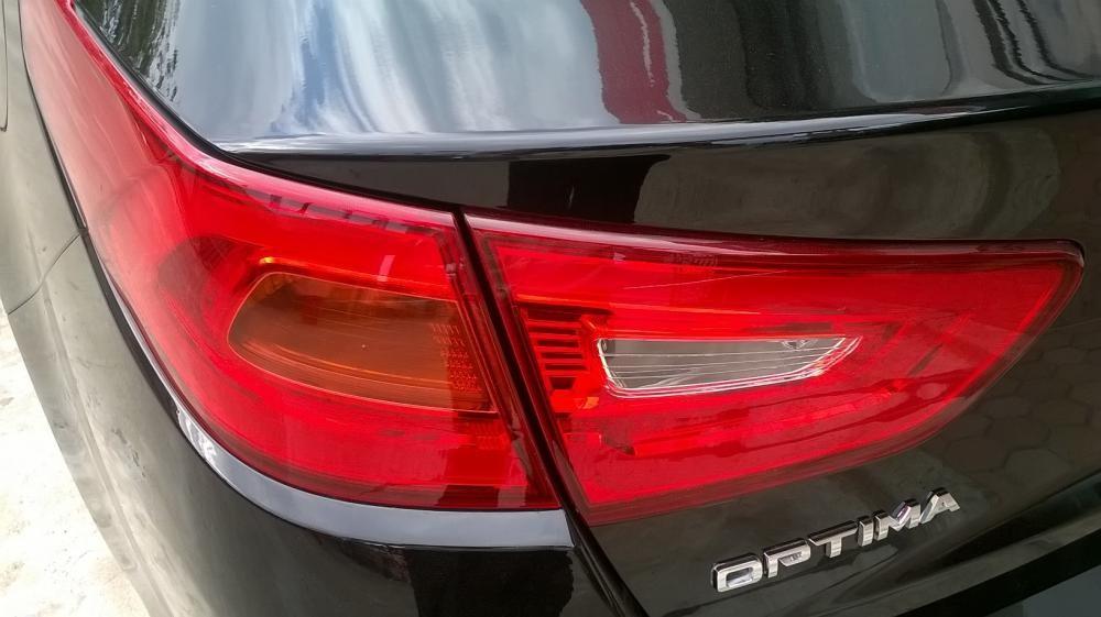 Bán ô tô Kia K5 2.0L 2015, màu đen, nhập khẩu nguyên chiếc