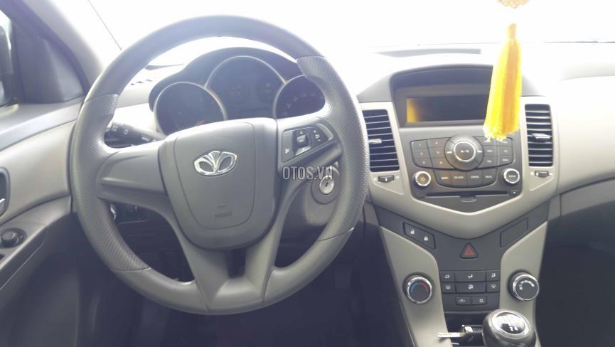 Xe Daewoo Lacetti SE đời 2010, màu xám giá cạnh tranh