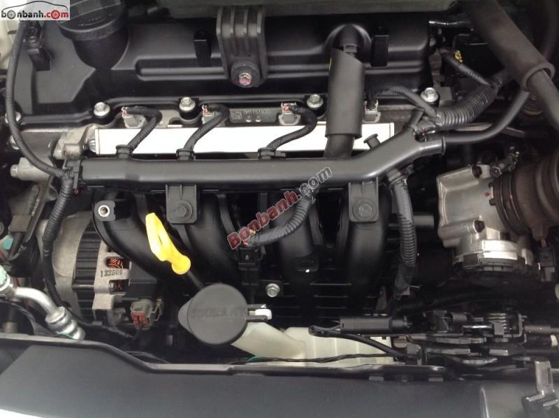 Bán Kia Picanto S 2014, màu trắng, chất lượng đảm bảo