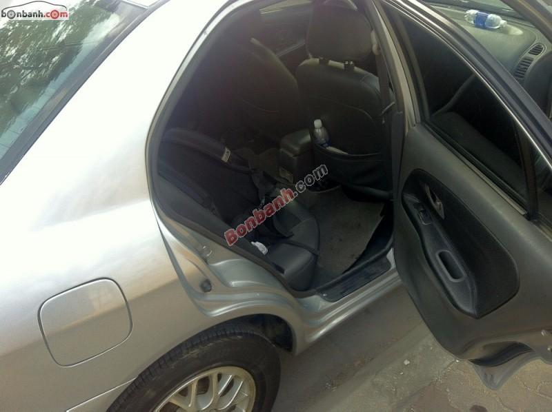 Chính chủ bán ô tô Mitsubishi Lancer 1.6MT đời 2001, màu xám
