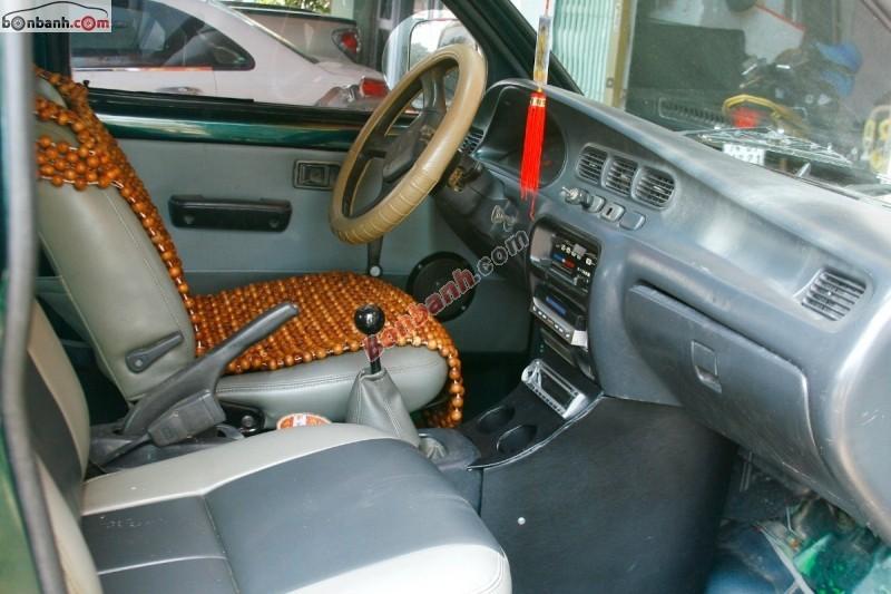 Bán xe Daihatsu Citivan 2000, màu xanh lam, xe đẹp