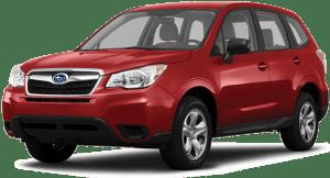 Cần bán Subaru Forester 2.0 i-L năm 2015, màu đỏ, nhập khẩu chính hãng