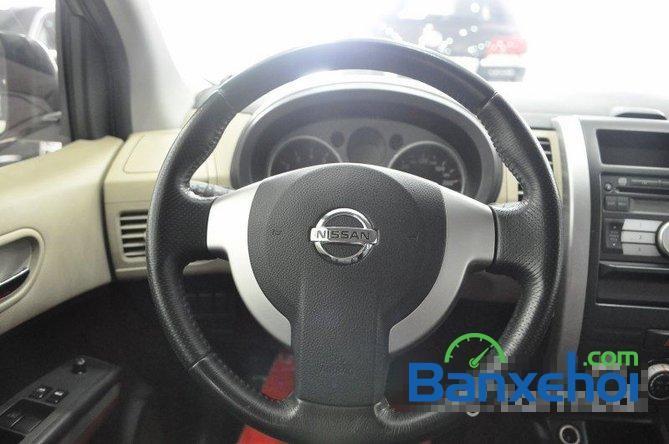 Bán xe Nissan X Trail đời 2008, nhập khẩu nguyên chiếc, đã đi 40000 km