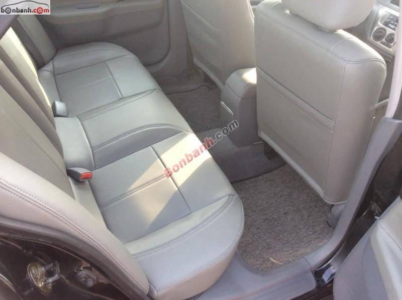 Chính chủ cần bán gấp Mitsubishi Lancer đời 2005, màu đen