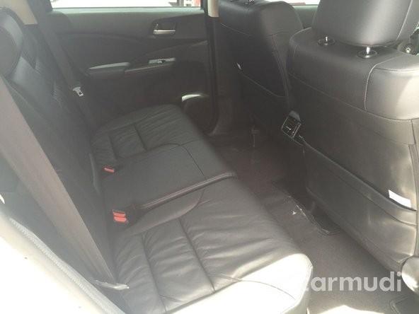 Hưng Việt Auto cần bán Honda CR V đời 2014, màu trắng, nhập khẩu nguyên chiếc, còn mới