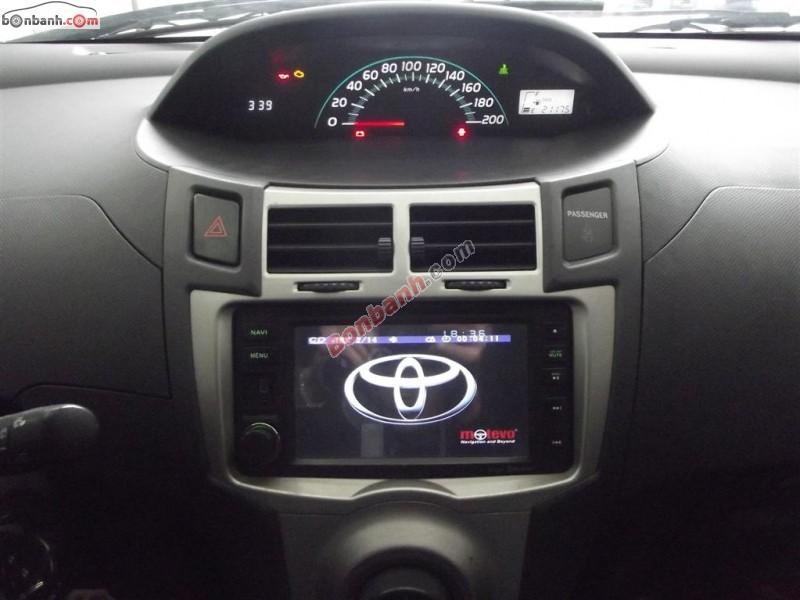 Nam Chung Auto bán xe Toyota Yaris đời 2010, màu trắng, nhập khẩu nguyên chiếc