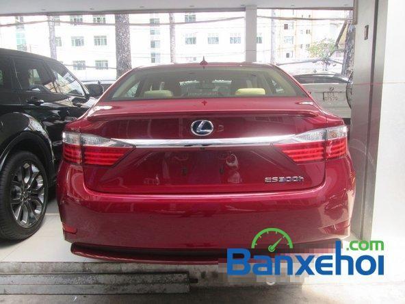 Cần bán lại xe Lexus ES 300H đời 2014, màu đỏ, nhập khẩu nguyên chiếc