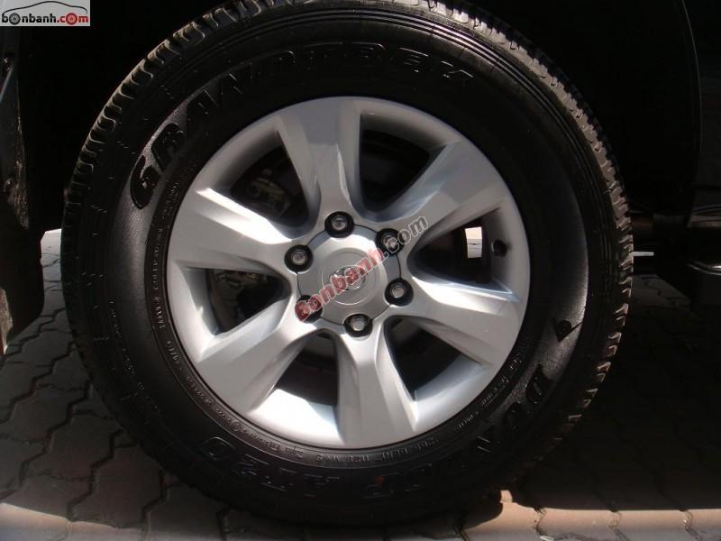 Cần bán xe Toyota Prado TLX đời 2015, kiểu dáng thể thao đầy phong cách