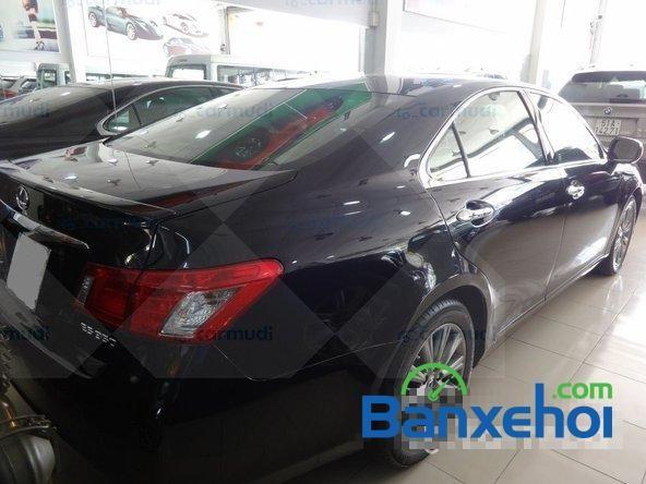 Bán Lexus ES 350 đời 2007, màu đen, nhập khẩu nguyên chiếc