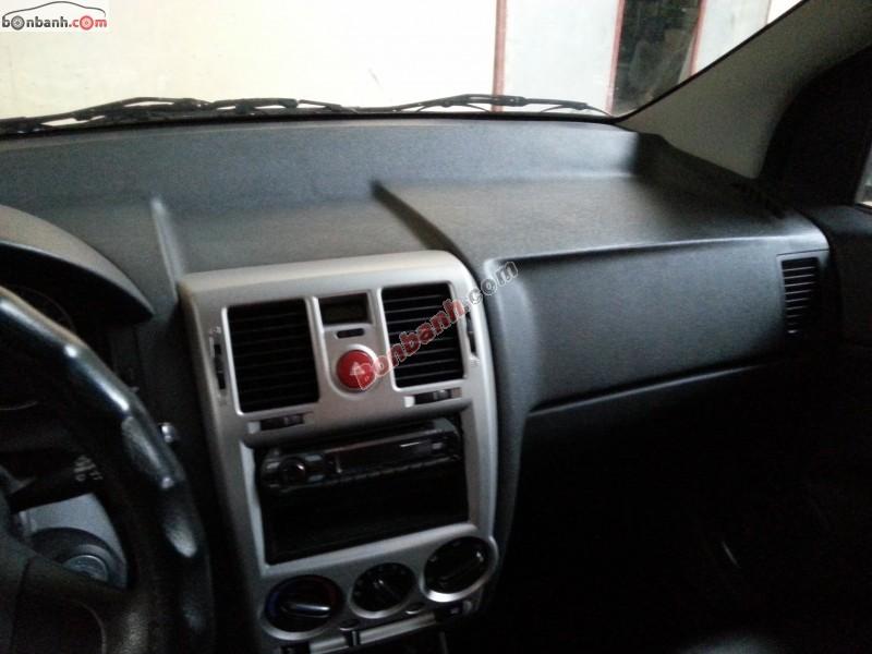 Cần bán xe Hyundai Getz MT đời 2008, màu bạc, nhập khẩu nguyên chiếc chính chủ