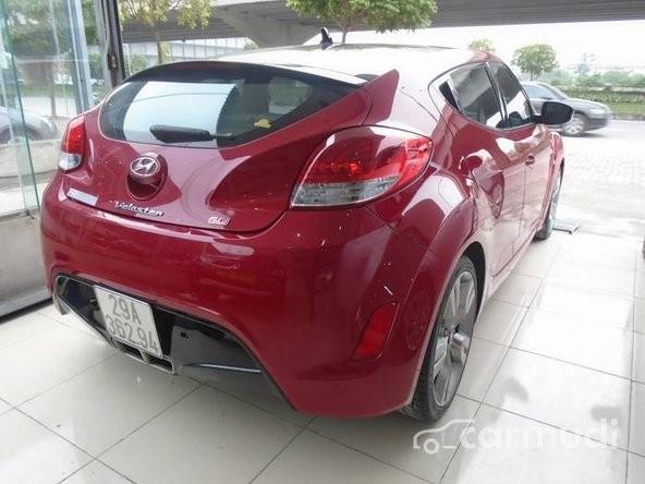 Bán Hyundai Veloster đời 2011, màu đỏ, xe đẹp long lanh