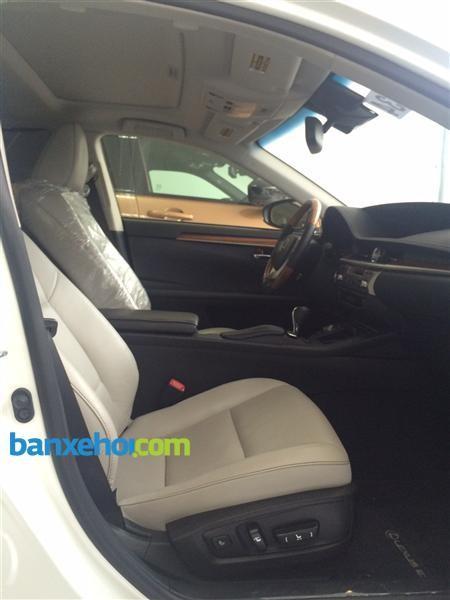Cần bán xe Lexus ES đời 2014, màu trắng, nhập khẩu