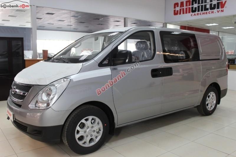 Cần bán Hyundai Starex MT đời 2014, màu bạc, nhập khẩu chính hãng