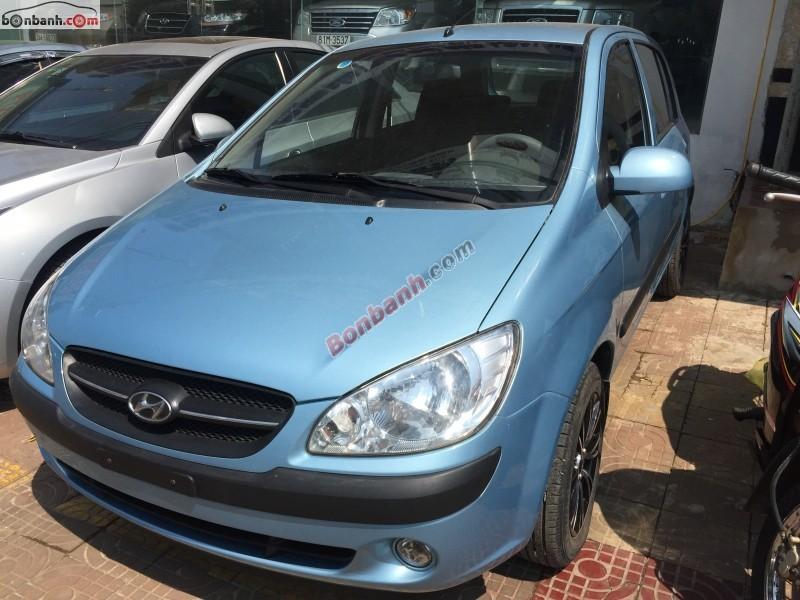 Xe Hyundai Getz 1.1 MT đời 2008, nhập khẩu nguyên chiếc số sàn bán tại ô tô Toàn Trung