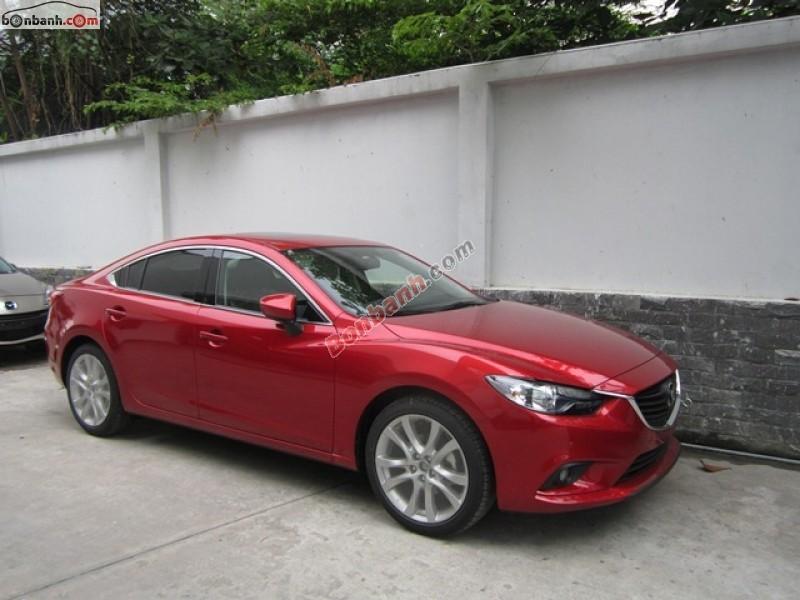 Bán Mazda 6 2.0 năm 2015, màu đỏ, giá tốt gọi ngay 0938 807 020