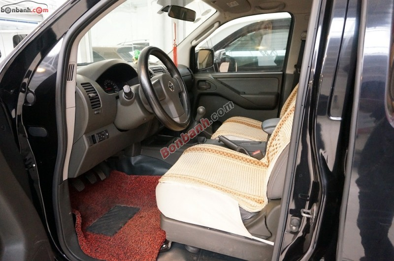 Cần bán Nissan Navara đời 2013, màu đen, nhập khẩu số sàn