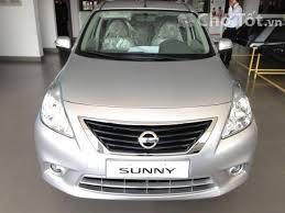 Bán xe Nissan Sunny XL đời 2015, màu bạc, 545 triệu