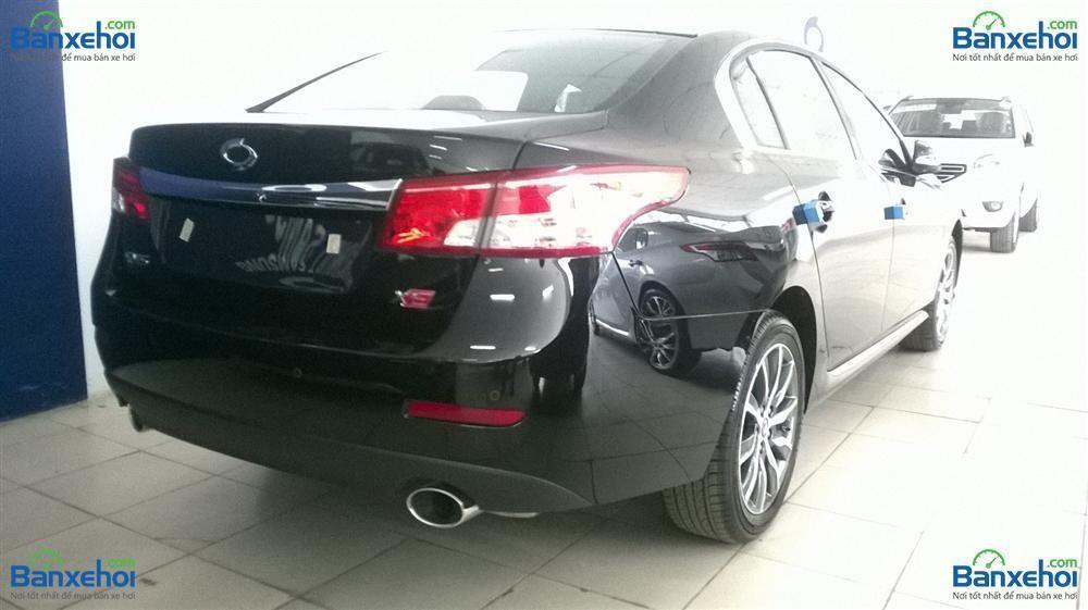 Bán xe Samsung SM5 XE đời 2014, màu đen, nhập khẩu chính hãng