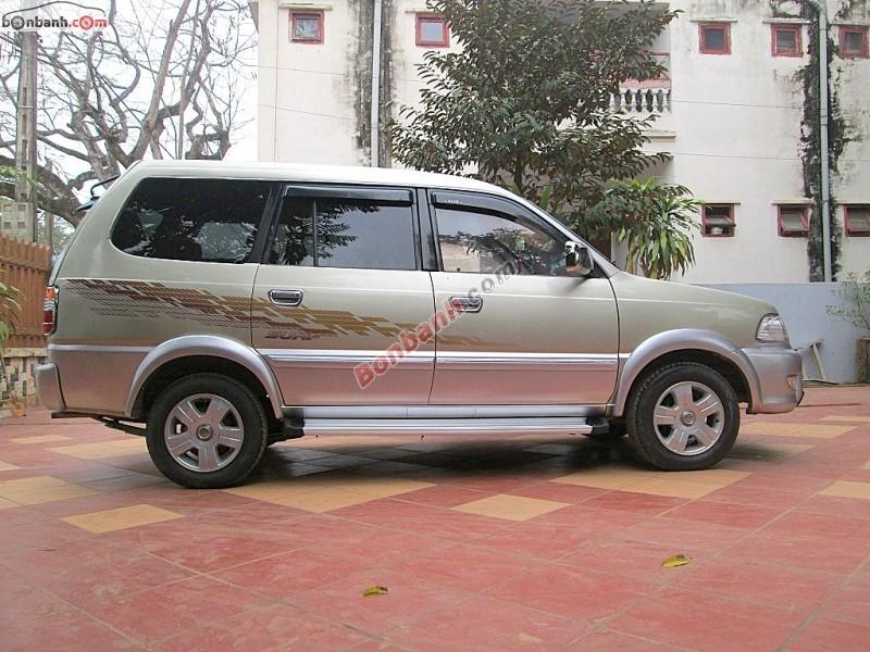 Cần bán lại xe Toyota Zace Surf đời 2005, tên tư nhân chính chủ