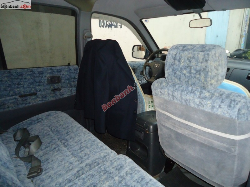Cần bán gấp Toyota Zace GL 2004 xe gia đình, 389 triệu