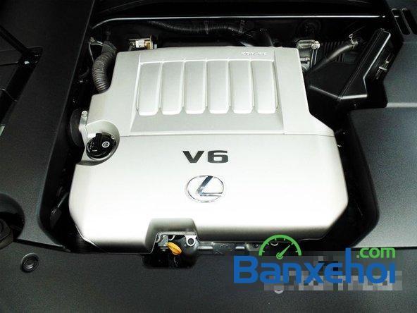 Cần bán gấp Lexus ES 350 sản xuất 2006, màu đen, nhập khẩu nguyên chiếc, đã đi 49970 km