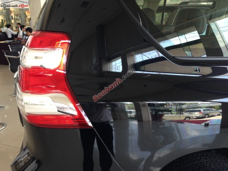 Bán xe Toyota Prado 2014, màu đen, máy xăng số tự động 4 cấp