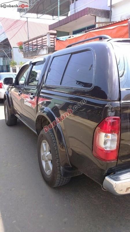 Cần bán lại xe Isuzu Dmax 3.0 đời 2007, màu nâu, xe đẹp như mới mua