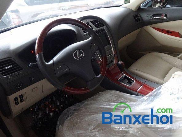 Bán ô tô Lexus ES 350 đời 2007, màu đen, nhập khẩu nguyên chiếc, đã đi 35000 km