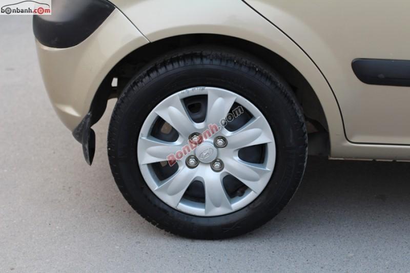 Hyundai Getz 1.1MT đời 2010, nhập khẩu nguyên chiếc như mới
