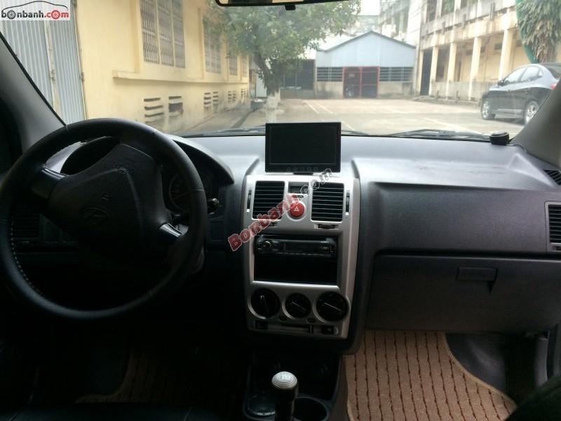 Cần bán Hyundai Getz GL 2008, nhập khẩu nguyên chiếc chính chủ