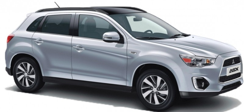 Bán xe Mitsubishi Outlander  2015 mới tại Hà Nội giá 870 triệu