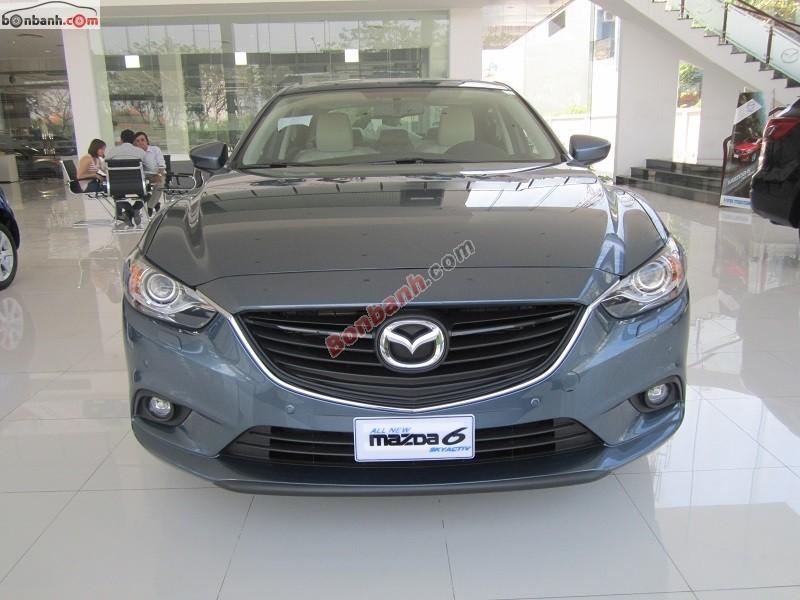 Bán xe Mazda 6 2.5 đời 2015, có xe chạy thử tại Showroom