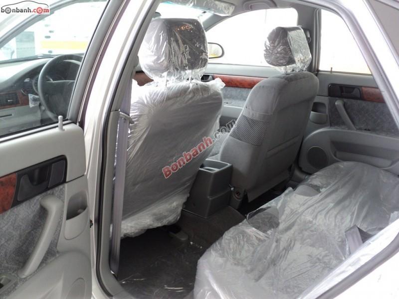 Cần bán Daewoo Lacetti đời 2014, màu bạc, nhập khẩu nguyên chiếc