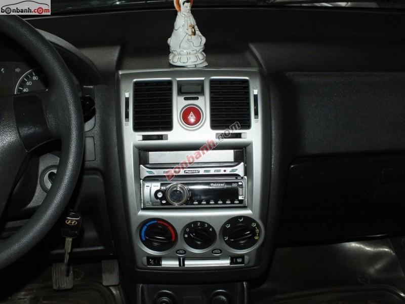 Bán xe Hyundai Getz 2010, xe đi ít nên còn rất mới