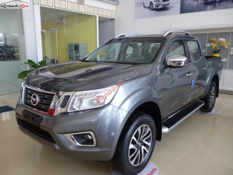 Bán ô tô Nissan Navara NP300 đời 2015, màu xám, nhập khẩu chính hãng, 815 triệu