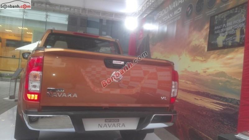 Bán ô tô Nissan Navara 2.5 đời 2014, nhập khẩu nguyên chiếc, giá chỉ 828 triệu