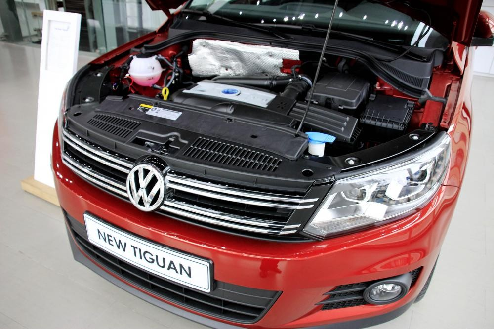 Bán ô tô Volkswagen Tiguan New đời 2015