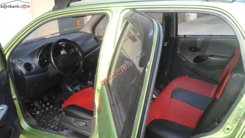 Cần bán gấp Daewoo Matiz SE năm 2004, chính chủ