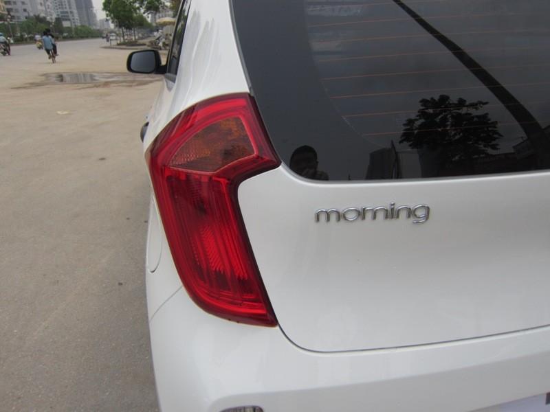 Cần bán gấp Kia Morning 2015, nhập khẩu nguyên chiếc, giá 295tr