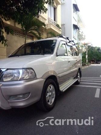 Xe Toyota Zace sản xuất 2003, màu trắng, đẹp như mới