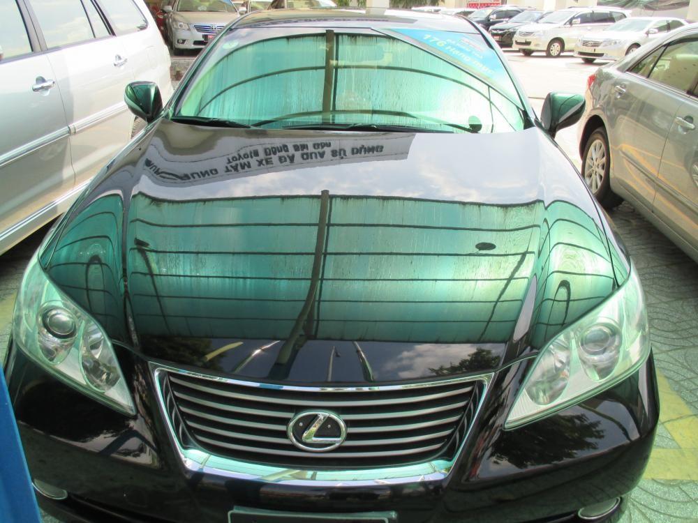 Cần bán gấp Lexus ES đời 2006, màu đen, nhập khẩu chính hãng