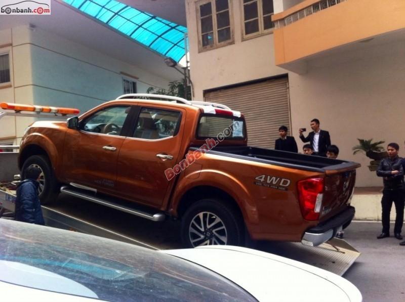 Cần bán Nissan Navara NP300 đời 2014, nhập khẩu nguyên chiếc, 745Tr